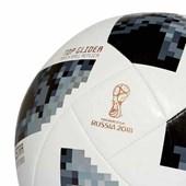 Bola Futebol Campo Adidas Telstar Copa do Mundo Rússia