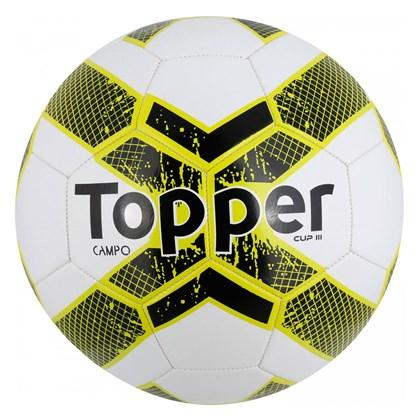 ac7440c4df Bola Futebol Campo Topper Cup III - EsporteLegal