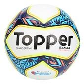 Bola Futebol Campo Topper Samba Pro Oficial