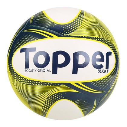 Bola Futebol Society Topper Slick II - EsporteLegal 6ce694738860b
