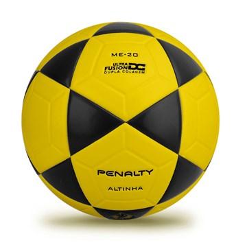 Bola Futevôlei Penalty Altinha XXI - Amarelo e Preto