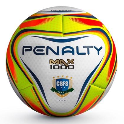 Bola Futsal Penalty Max 1000 Pró - EsporteLegal dfa98f093f24f