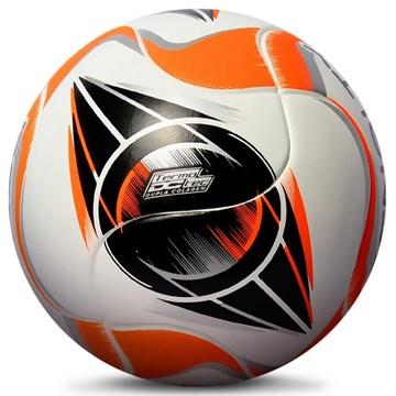 Bola Futsal Penalty Max 500 Thermotec X - Branco e Laranja
