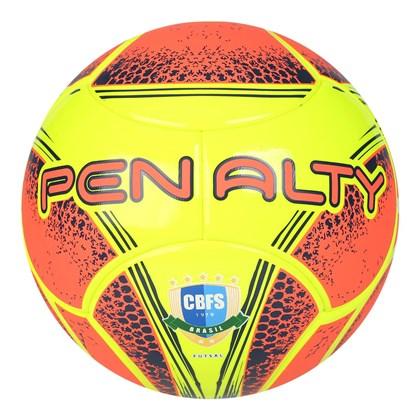 Bola Futsal Penalty Termotec Max 400 VIII - Amarelo e Laranja ... 91b2ca844380e