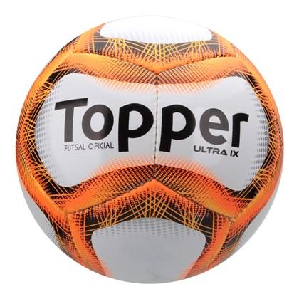 9adc27da84f6f Bola Futsal Topper Ultra IX - EsporteLegal