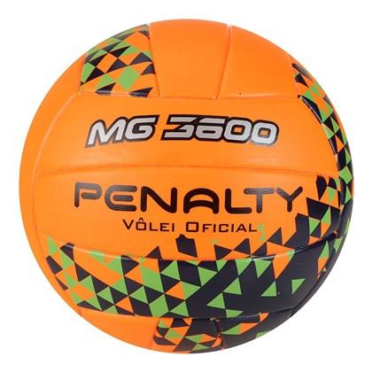 Bola Penalty de Vôlei MG 3600 Fusion VIII - Laranja e Verde ... 788dd64de9a81