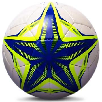 Bola Society Penalty Brasil 70 R1 X - Branco e Azul