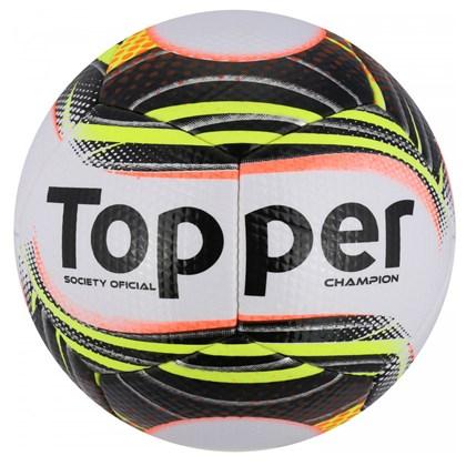 Bola Topper Futebol Society Champion II
