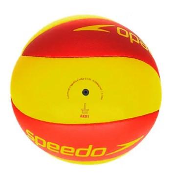 Bola Vôlei De Praia Speedo Pro - Amarelo e Vermelho