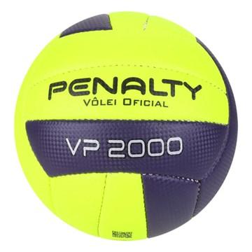 Bola Vôlei Panalty VP 2000 X - Amarelo e Roxo