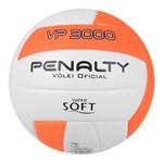 Bola Vôlei Penalty VP 3000 X - Branco e Laranja
