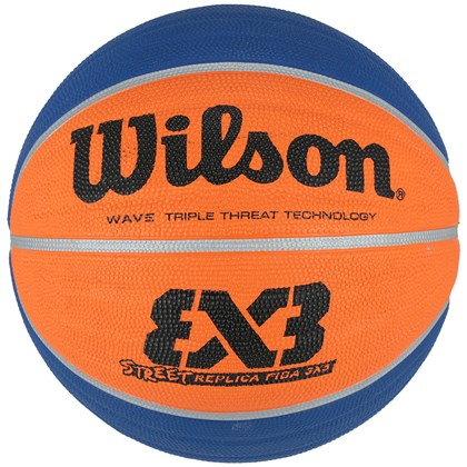 Bola Wilson Basquete Street Replica Fiba 3x3
