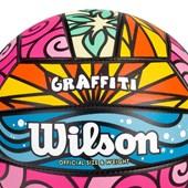 Bola Wilson Vôlei Graffiti