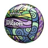 Bola Wilson Vôlei Graffiti Street