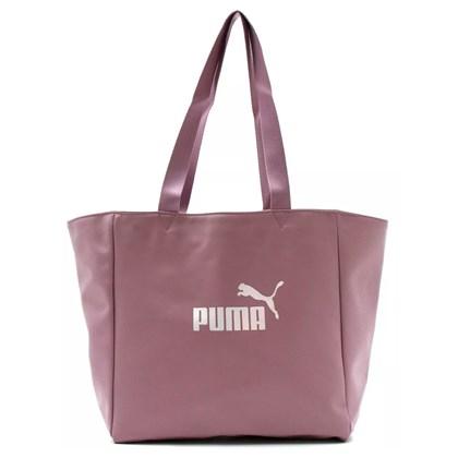 91fd304b9 Bolsa Puma WMN Core Up Large Shopp Feminina - EsporteLegal