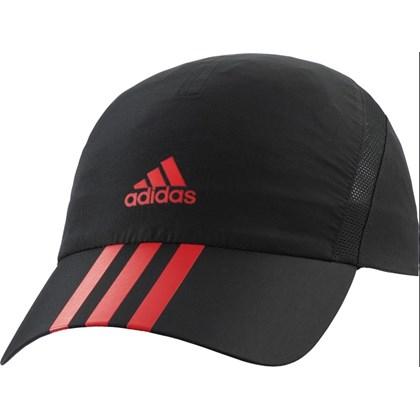 5be0f784e Boné Adidas 3s Clima Running G70742 - EsporteLegal