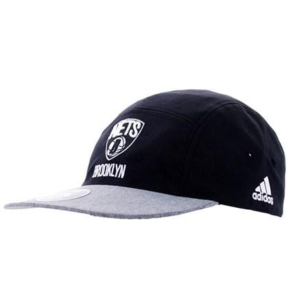 8cd65cac235fe Bone Adidas NBA Brooklyn Nets M33699 - EsporteLegal