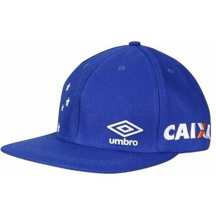 0df30fdc6a Bone Cruzeiro Viagem Oficial Umbro 3E42000 - EsporteLegal