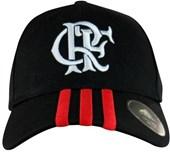 Bone Flamengo Adidas 3S AX6616