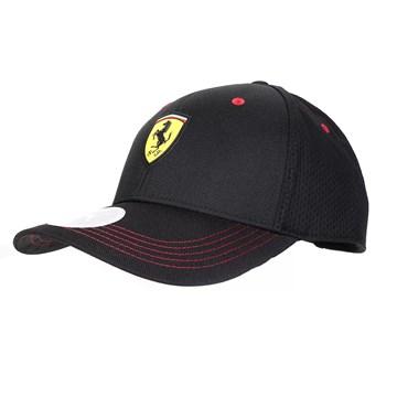 Boné Puma Ferrari Fanwear Unissex - Preto