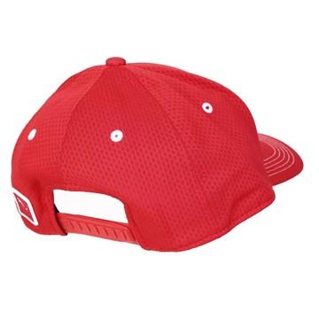 Boné Puma Ferrari Fanwear Unissex - Vermelho