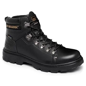 Bota Bradok Work Boot 2 Masculina - Preto