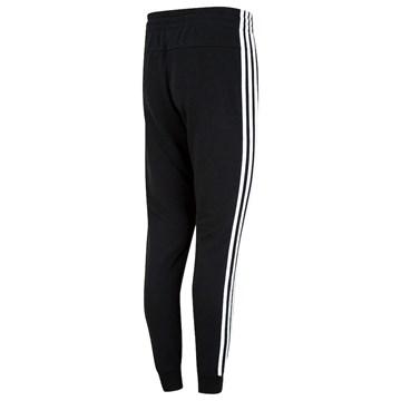Calça Adidas Essentials Single Jersey 3-Stripes Feminina - Preto