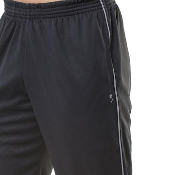 Calça Elite Agasalho 4267 Plus Size Masculina - Preto