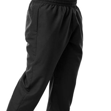 Calça Elite Esporte 4100 Plus size Masculina - Preto
