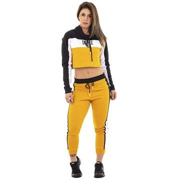Calça Everlast Vintage Feminina - Amarelo