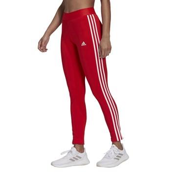 Calça Legging Adidas Essentials 3-Stripes Feminina