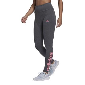 Calça Legging Adidas Essentials Logo Feminina