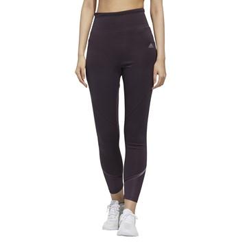 Calça Legging Adidas Glam-on Feminina - Roxo