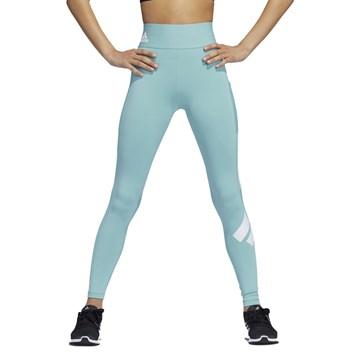 Calça Legging Adidas Techfit Logo Feminina