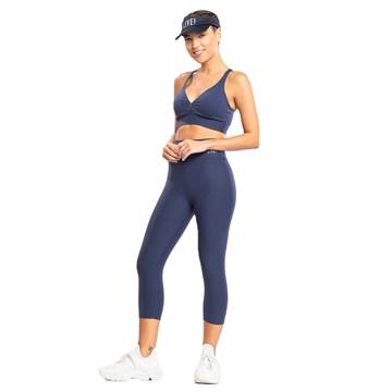 Calça Legging Capri Live! Active Essential Feminina - Marinho