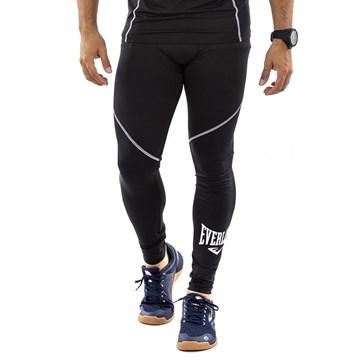 Calça Legging Everlast Workout Masculina - Preto
