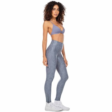 Calça Legging Fusô Live! Up Style Unique Essential Feminina