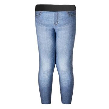 Calça Legging Live! Jeans Hang Out Infantil