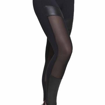 Calça Legging Selene Com Recorte Cirre Feminina