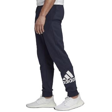 Calça Moletom Adidas Badge Of Sports Masculina - Marinho e Branco