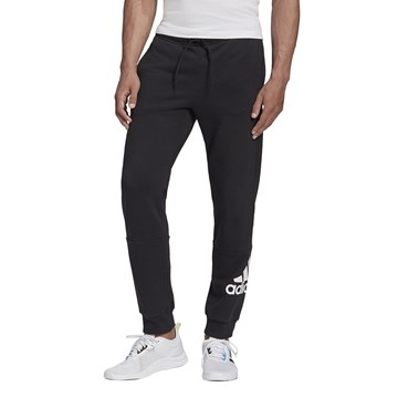 Calça Moletom Adidas Badge Of Sports Masculina - Preto