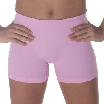 Calcinha Boxer Selene Sem Costura Infantil - Rosa