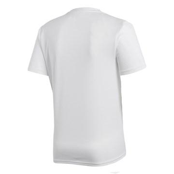 Camisa Adidas Core 18 Masculina - Branco