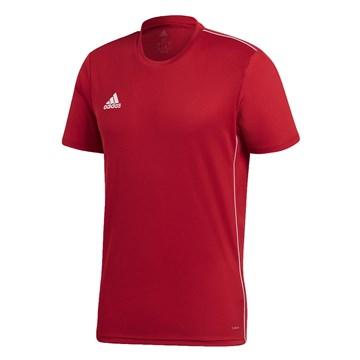 Camisa Adidas Core 18 Masculina - Vermelho
