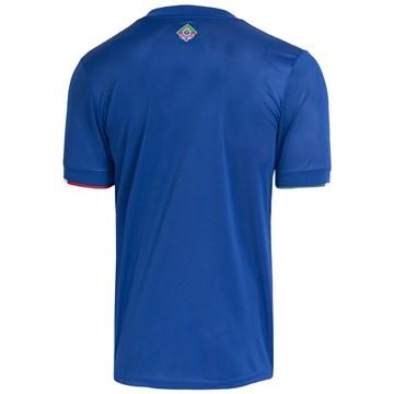 Camisa Adidas Cruzeiro Centenário 2021 Masculina - Azul e Dourado