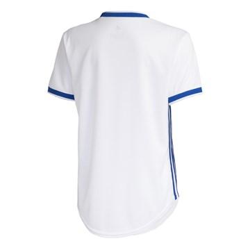 Camisa Adidas Cruzeiro Oficial II 2020/21 Feminina