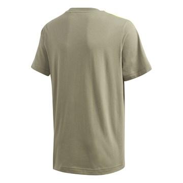Camisa Adidas Essentials 3S Infantil