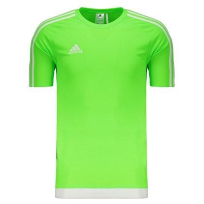 Camisa Adidas Estro 15 - Verde Neon - Esporte Legal eff854f989e15