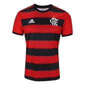 Camisa Adidas Flamengo I 2018 Torcedor  Masculina