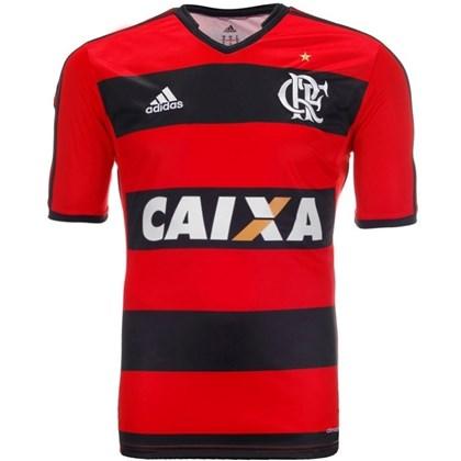 Camisa Adidas Flamengo I D80630 - EsporteLegal e3a4f9bcd3bdb